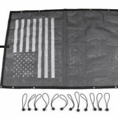 Jeep Wrangler TJ Flag Shade Top 97-16 for Sale in Largo, FL