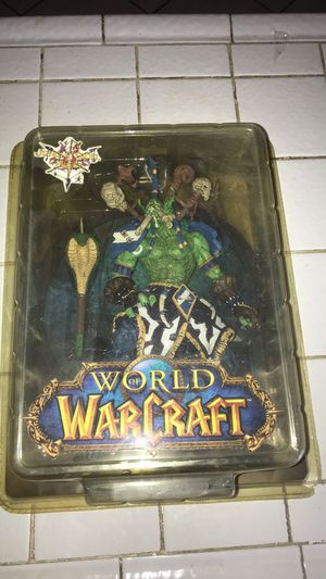 World of Warcraft action figure for Sale in Garden Grove, CA