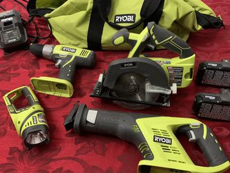 Ryobi Bundle for Sale in Garland,  TX