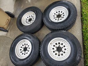 15 inch rims for Sale in Clermont, FL