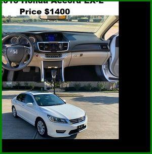 ֆ14OO_2013 Honda Accoard for Sale in Oakland, CA