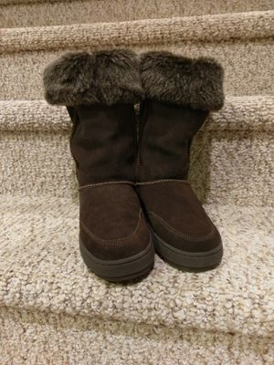 New 6 Women's Leather Winter Boot for Sale in Woodbridge, VA