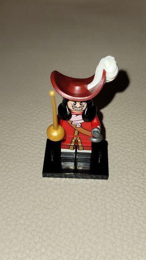 Lego 71012 Disney Series 1 Capitan Hook Minifig for Sale in Miami Springs, FL
