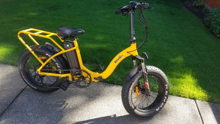 VeeGo Folding Electric Bicycle for Sale in Vancouver,  WA