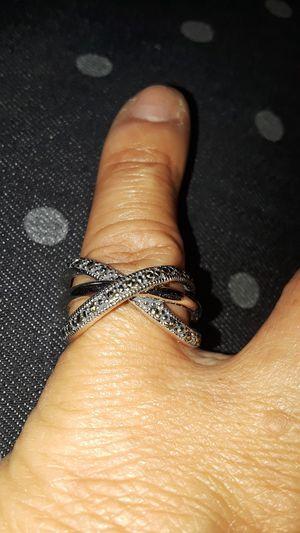 anillo de silver sais 8 for Sale in Huntington Park, CA