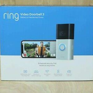 Brand NEW Ring Video Doorbell 3 + Echo Show 5 for Sale in Houston, TX