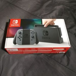 New in box Nintendo Switch for Sale in Payson, AZ