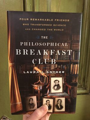 The Philosophical Breakfast Club - 1st ed - New, Hardcover for Sale in Chicago, IL