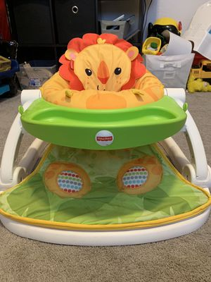 Fisher Price sit-up baby chair for Sale in Bingham Canyon, UT