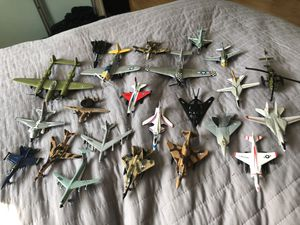 toy planes and helicopters collection for Sale in Burbank, CA