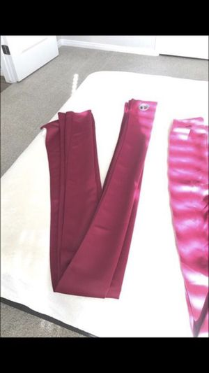 Burgundy black out curtains for Sale in Herriman, UT