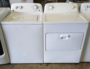 Kenmore Washer&Dryer with Warranty for Sale in Fresno, CA