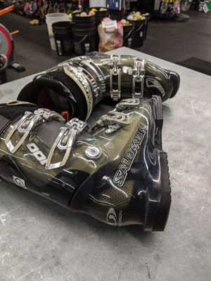 Salomon Impact 9 Downhill Ski Boot Size 8 for Sale in Northbrook, IL