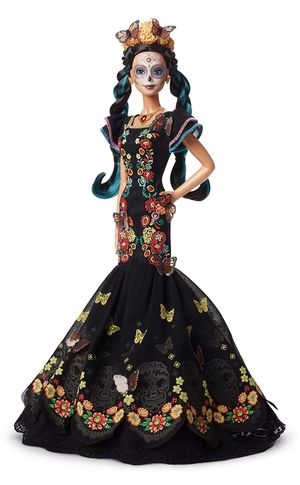 Barbie Dia De Muertos Doll 2019 Collectors for Sale in Chandler, AZ