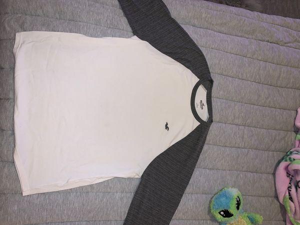 Large Hollister Long-Sleeved Men's Shirt
