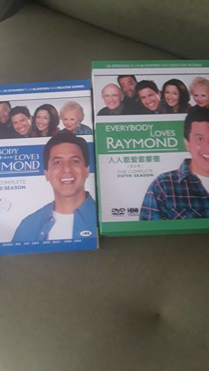 Everyone loves raymond season 5 and 3 for Sale in Irvine, CA