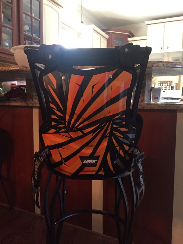 Leatt chest and back protector