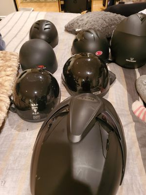 Bell Dot black hafe motorcycle helmet for Sale in Mission Viejo, CA