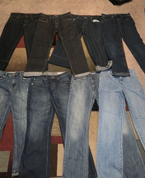 Boys Jeans Bundle Size 18 for Sale in Fort Worth, TX