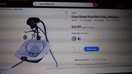 Graco silla para bebé for Sale in Orlando,  FL