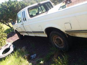 1990 Ford F250 Super Cab for Sale in Eagar, AZ