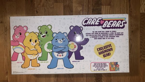 2020 Exclusive Care Bears Set
