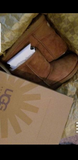 Girl's UGG Brown Boots - Girl's 2 Youth for Sale in Simpsonville, SC