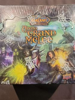 Warcraft TCG Arena Grand Melee Box Of 10 Sets for Sale in College Park,  MD