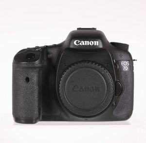 Canon 7D Digital Camera for Sale in Long Grove, IL