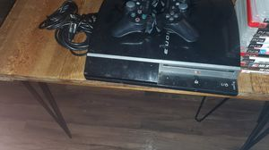 PS3 With 15 games included for Sale in Nashville, TN