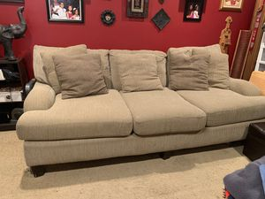 Large comfy couch for Sale in Temple Hills, MD
