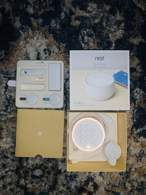 Nest security system for Sale in Tampa, FL