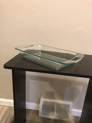 Glass 9x13in pan for Sale in Millvale, PA