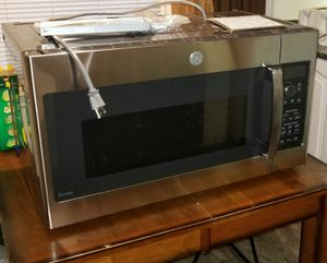 GE Profile Series Over-The-Range Sensor Microwave for Sale in Annandale, VA