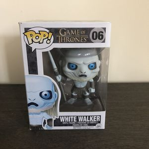 Game of Thrones #06 - White Walker - Funko Pop! for Sale in Westbury, NY