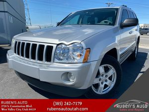 2006 Jeep Grand Cherokee Laredo V8 4WD for Sale in West Valley City, UT