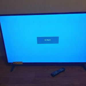 Avera 50AER10N 50-Inch 1080p LED TV for Sale in Seattle, WA