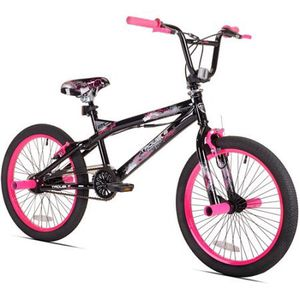 "20"" Kent Trouble BMX Girls' Bike, description:Single speed Front and rear alloy hand brakes Steel frame for Sale in Houston, TX"