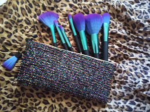 Makeup brush set $10 for Sale in Ontario, CA