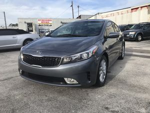 2017 Kia forte w/21k miles for only 500 downpayment out the door for Sale in Winter Haven, FL