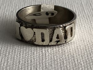Size 9.5 .925 Sterling Silver Ring for Sale in San Diego, CA