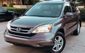 --Runs excellent..! Honda CRV EXL //Fully loaded-- for Sale in Tampa, FL