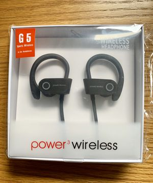 G5 Power Wireless Earphones for Sale in Los Angeles, CA