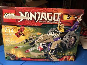 Lego Ninjago/Anacondrai Crusher for Sale in Grand Island, NY