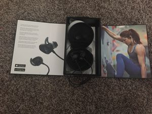 SoundSport wireless headphones! for Sale in Marana, AZ