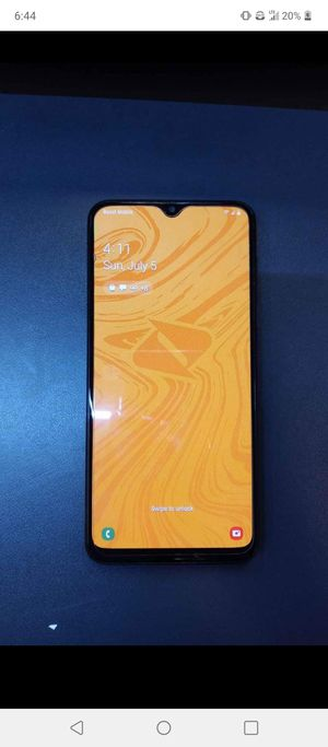 Preowned Boost Mobile Samsung Galaxy A20 for Sale in Haines City, FL