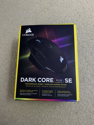 Corsair mouse and mouse mat for Sale in Addison, IL