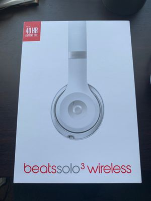 Beats Solo 3 Wireless (Gray) for Sale in San Diego, CA