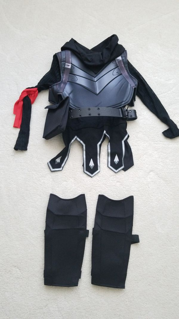 Fortnite - Black Knight Costume (Child Size Medium 8-10)
