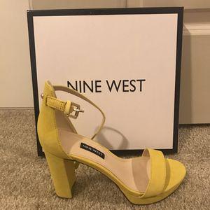 ::   NEW   :: Nine West Platform Sandals Size 7 for Sale in Miami, FL